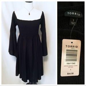 NWT ~ Torrid Smock Dress - Size 1X